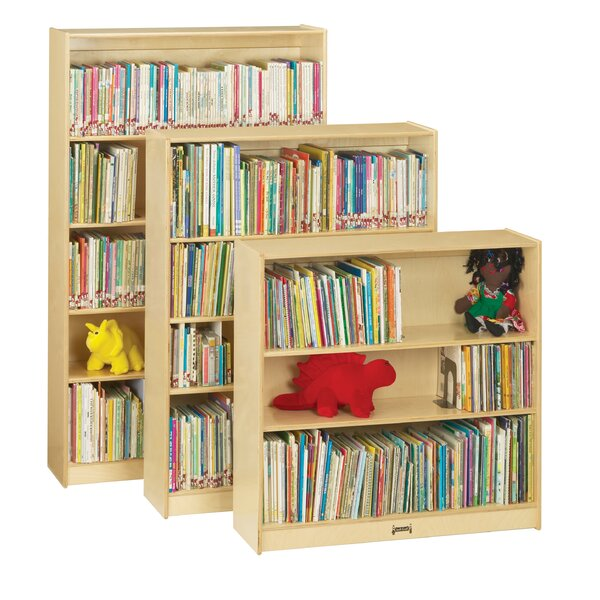Rainbow Accents Bookshelf by Jonti-Craft