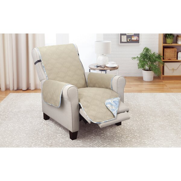 Box Cushion Recliner Slipcover By Highland Dunes