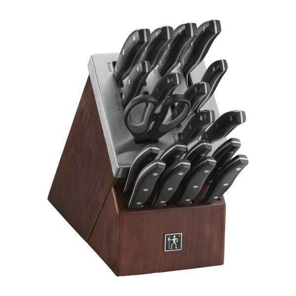 Definition 20 Piece Knife Block Set by J.A. Henckels International