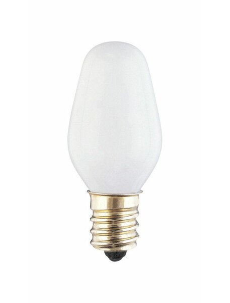 4W E12 Dimmable Incandescent Edison Standard Light Bulb by Westinghouse Lighting
