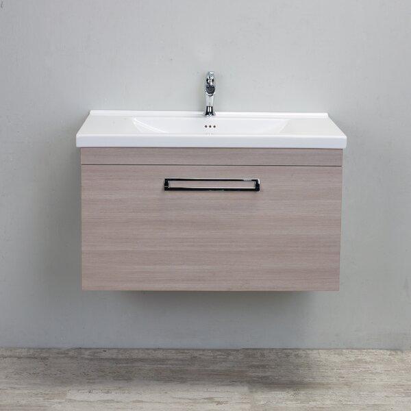 Leopold Modern 38 Single Bathroom Vanity Set by Orren Ellis