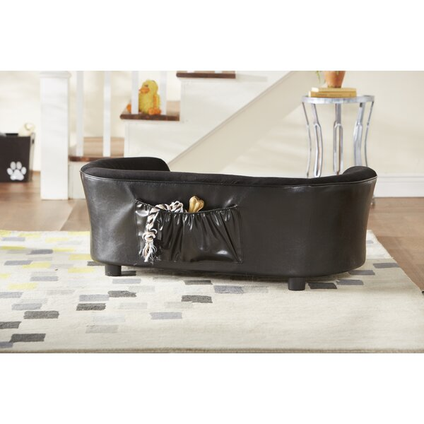 Cora Dog Sofa with Storage Pocket by Archie & Oscar