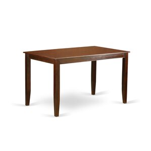 Dudley Counter Height Dining Table by Wooden Importers