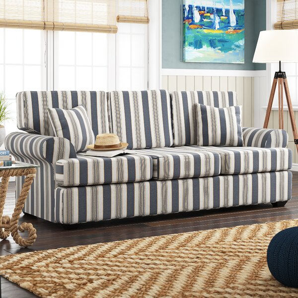 Dashing Collection Clarence Sofa by Rosecliff Heights by Rosecliff Heights
