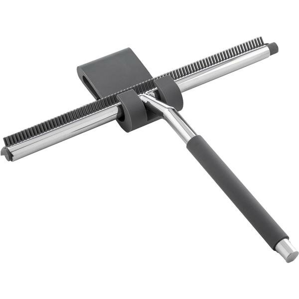 Komar Double Wiper Blade Squeegee with Bracket Hook Hanger by Symple Stuff