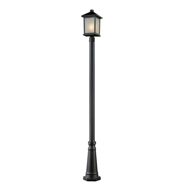 Stevens 1-Light Post Light by Andover Mills