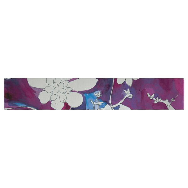 Theresa Giolzetti Succulent Dance III Table Runner by East Urban Home