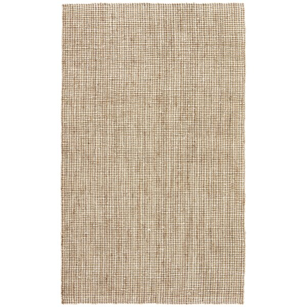 Cayman Hand Woven Tan Area Rug by Union Rustic
