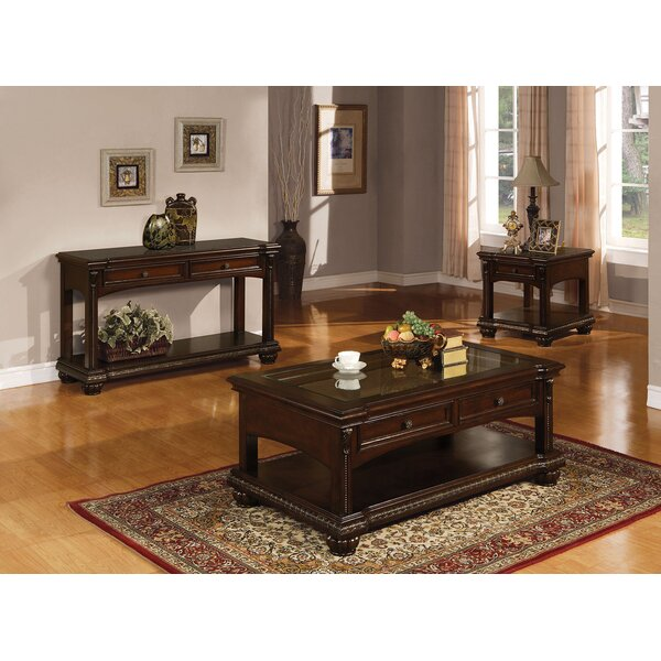 Anondale 3 Piece Coffee Table Set by A&J Homes Studio A&J Homes Studio