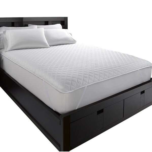 Classic Polyester Mattress Protector by Alwyn Home