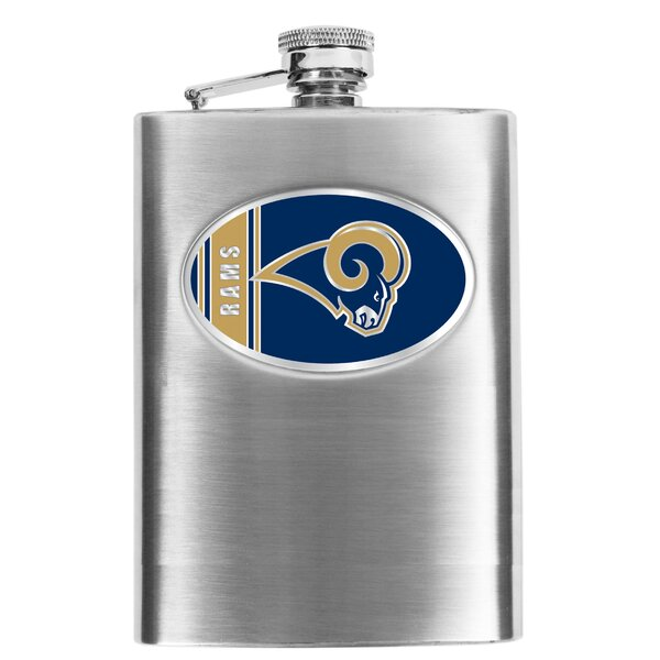 NFL Bar Basics Hip Flask by Simran