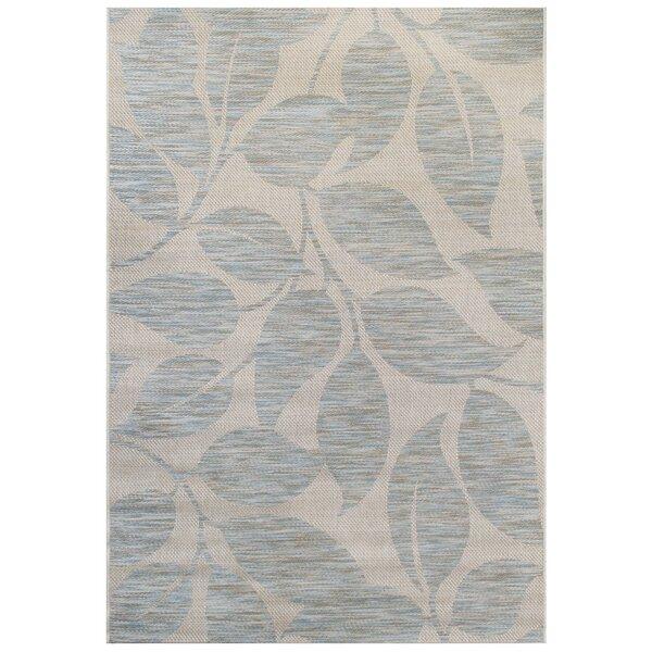 Garney Blue/Gray Indoor/Outdoor Area Rug by August Grove