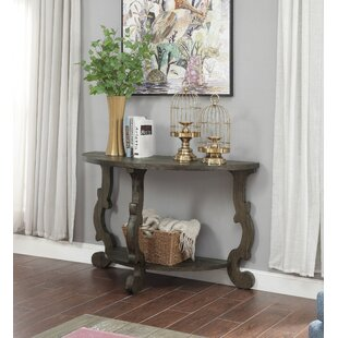 Caigan Console Table by Ophelia & Co.