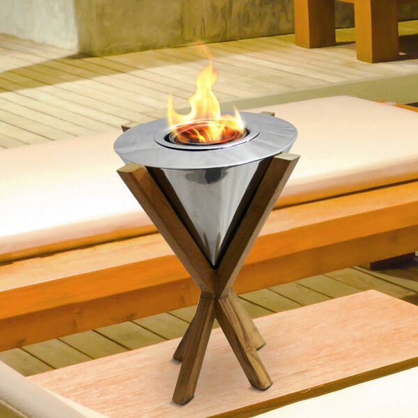 Southampton Gel Fuel Tabletop Fireplace by Anywhere Fireplace