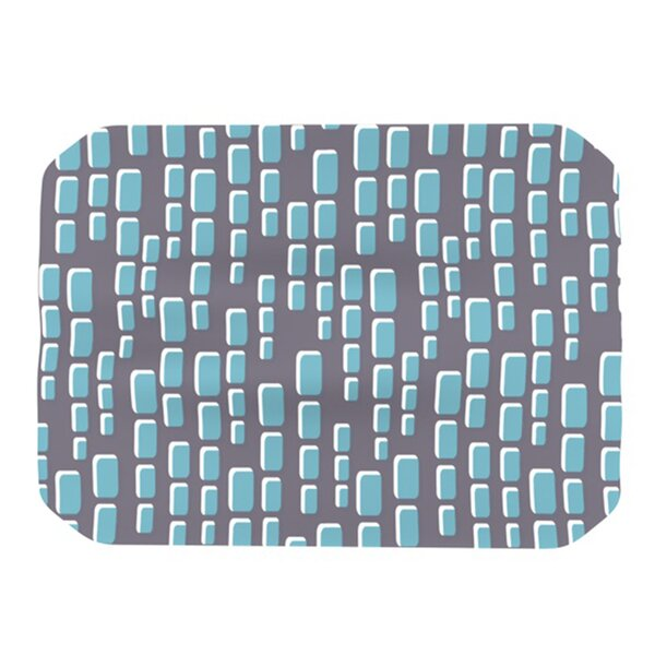 Cubic Geek Chic Placemat by KESS InHouse