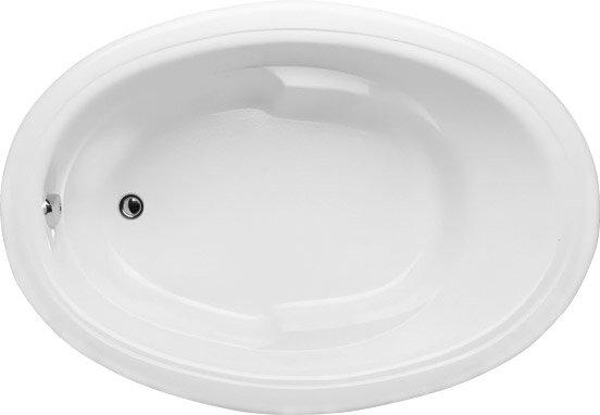 Builder Oval 66 x 42Soaking Bathtub by Hydro Systems