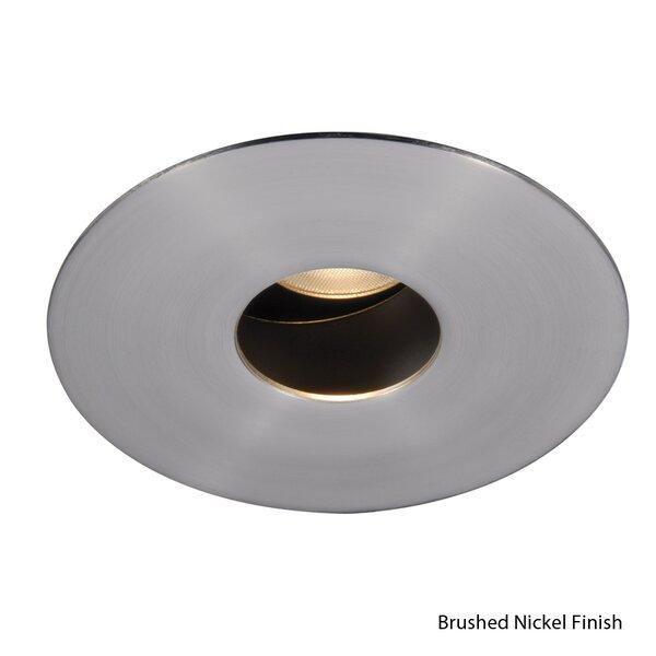 Tesla LED 3 Pinhole Recessed Trim by WAC Lighting