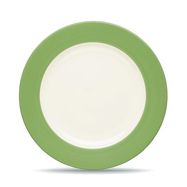 Colorwave Rim Round Platter by Noritake
