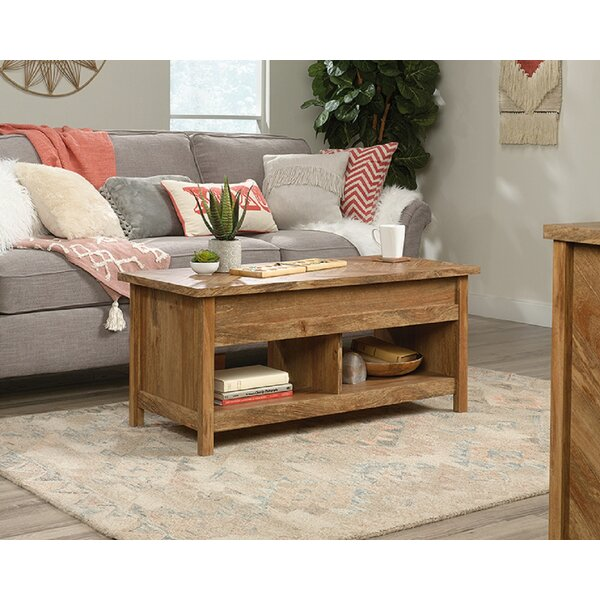Canalou Lift Top Coffee Table By Foundry Select