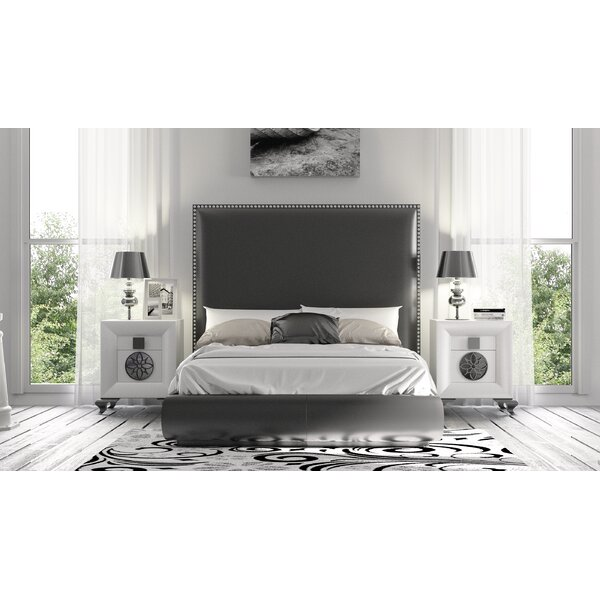 Jerri 3 Piece Standard Bedroom Set by Everly Quinn