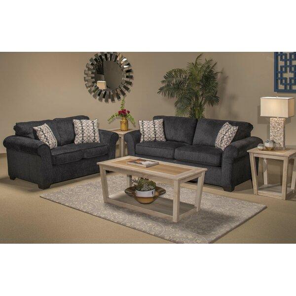 Hoyer Upholstered Configurable Living Room Set by Charlton Home Charlton Home