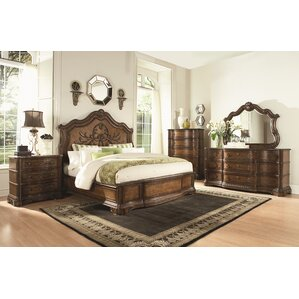 crendon platform bedroom set