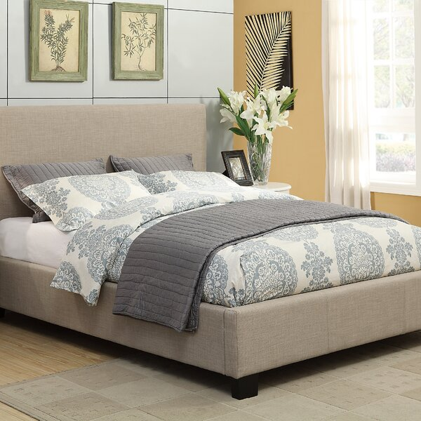 Simone Upholstered Platform Bed by Modus Furniture
