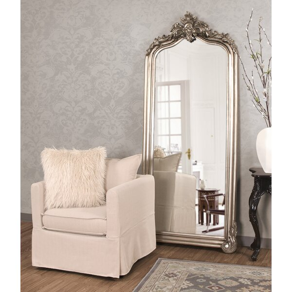 Silver Leafed Wall Mirror by Astoria Grand