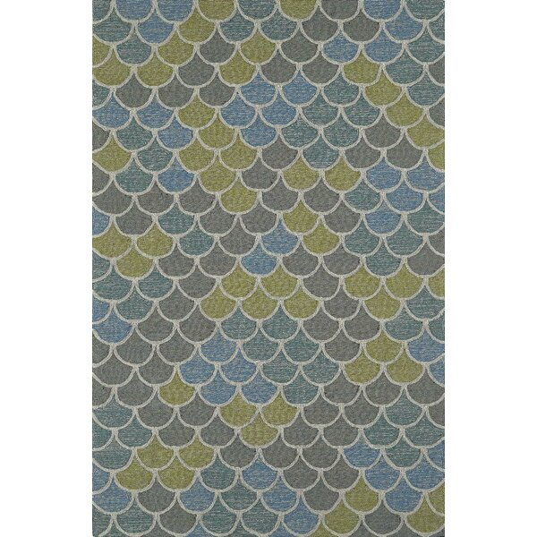 Cabana Hand-Tufted Multi Indoor/Outdoor Area Rug by Dalyn Rug Co.
