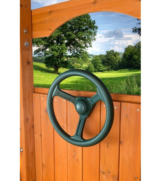 Swing Steering Wheel by Creative Cedar Designs