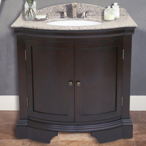 Cadhia 36 Single Bathroom Vanity Set by Lanza