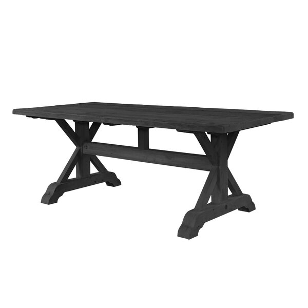 Tourelle Dining Table by Gracie Oaks