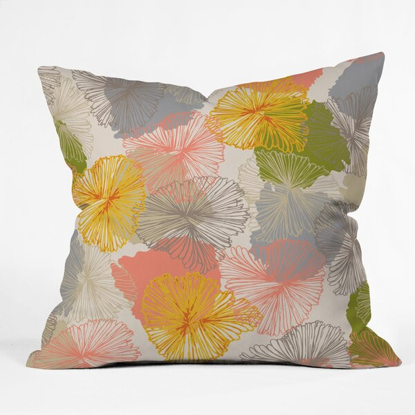 Simpson Throw Pillow by Andover Mills