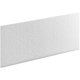 Buying Choreograph 60 x 28 Accent Panel, Hex Texture By Kohler