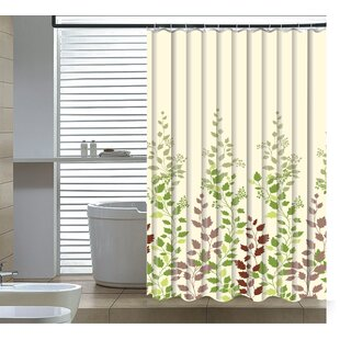 Low priced Abstract Shower Curtain ByEast Urban Home