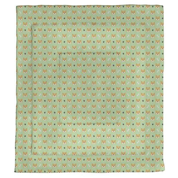 Avicia Shiba Inu Single Reversible Comforter