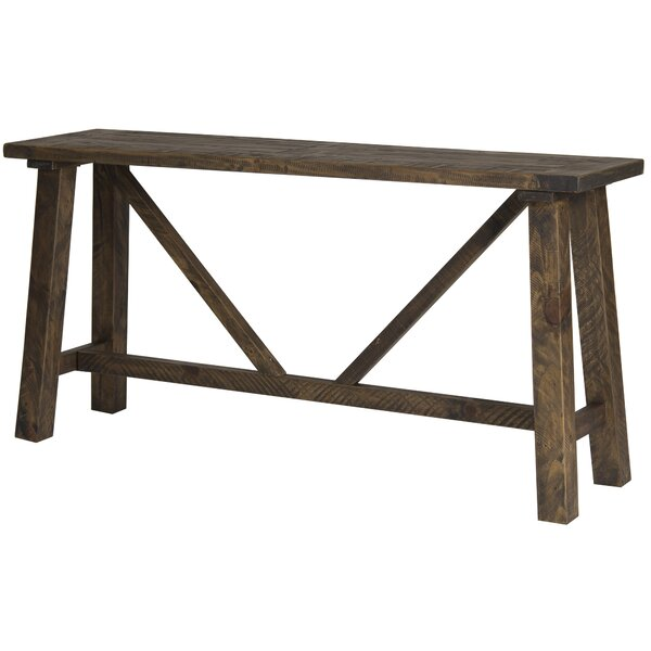 Review Myrtlewood Console Table