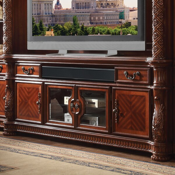 Welty TV Stand For TVs Up To 88