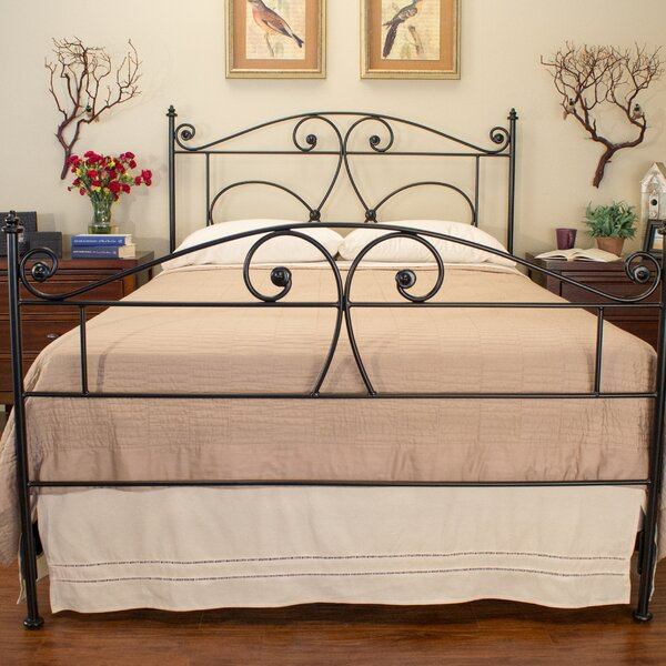 Hawthorne Standard Bed by Benicia Foundry and Iron Works
