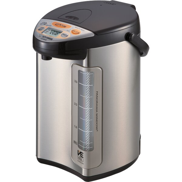4.23 Qt. VE Hybrid Water Boiler and Warmer by Zojirushi