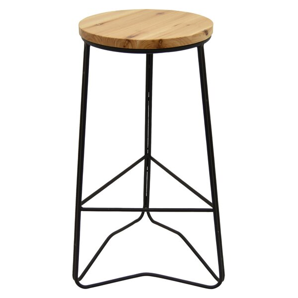 Demi 27.5 Bar Stool by Gracie Oaks