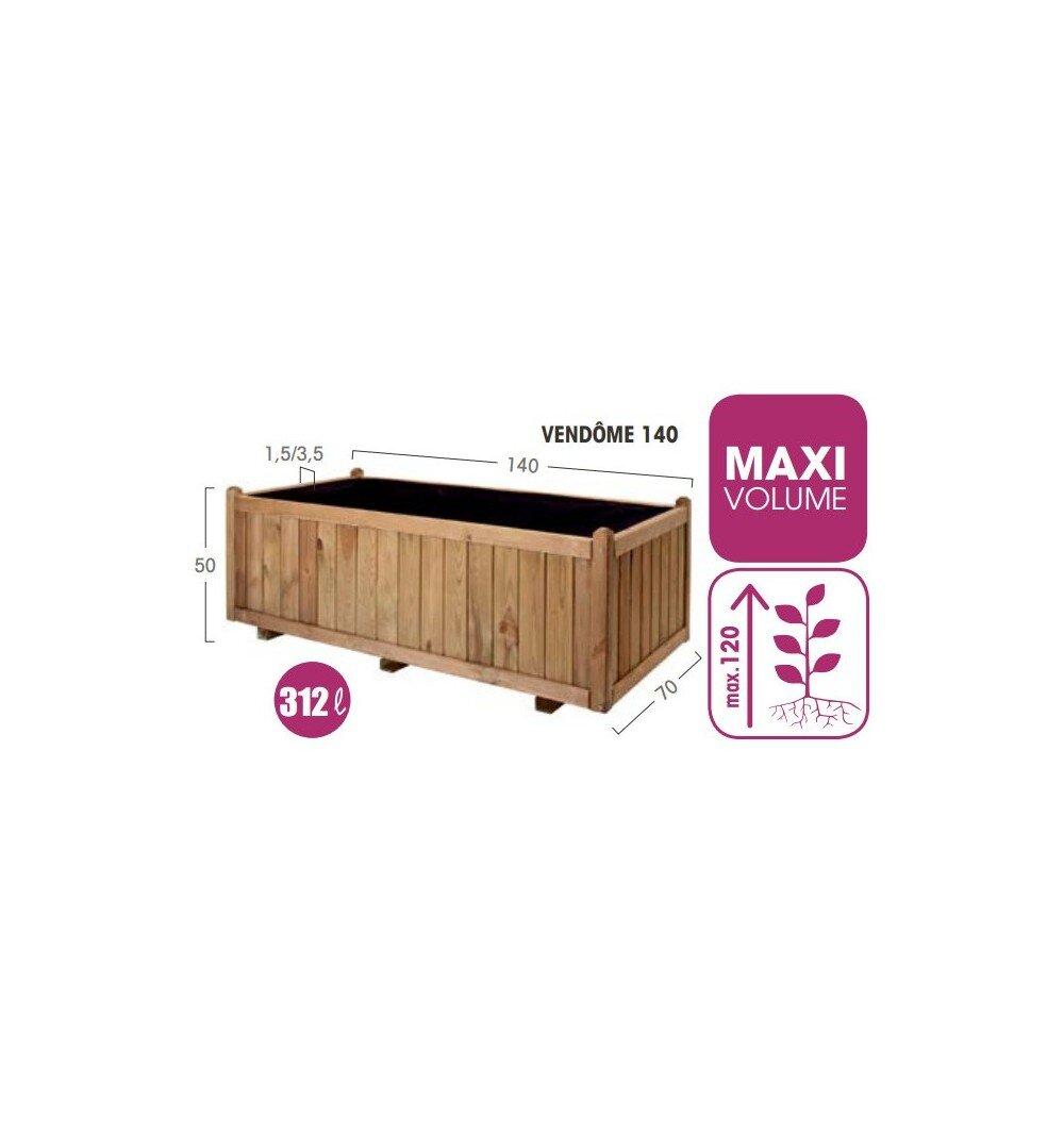 Beyond Wood Planter Box