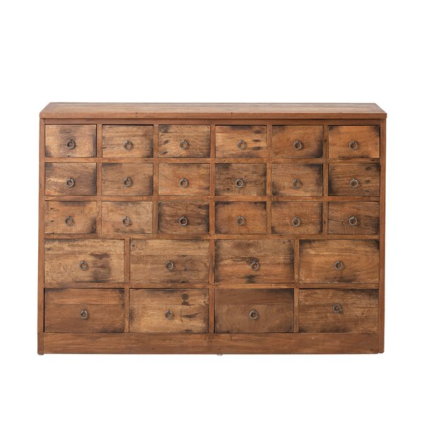 Granada 26 Drawer Apothecary Accent Chest by Foundry Select Foundry Select