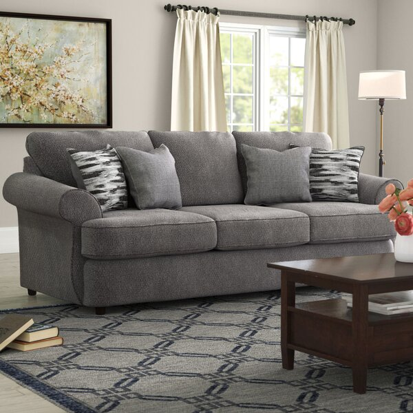 New Look Style Ruth Sofa by Alcott Hill by Alcott Hill