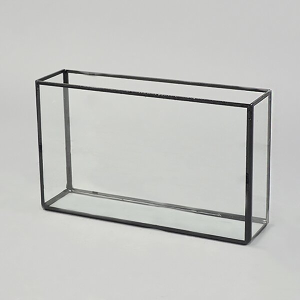 Glass Planter Box by Vasesource