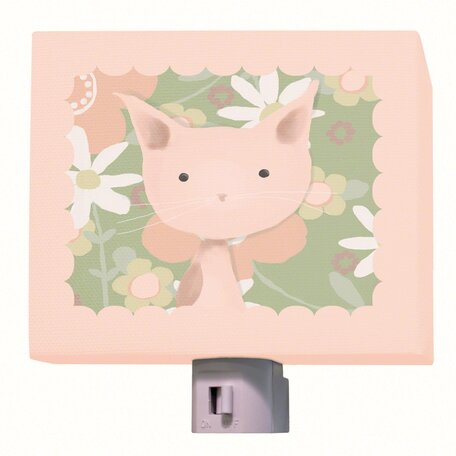 Le Mew Night Light by Oopsy Daisy