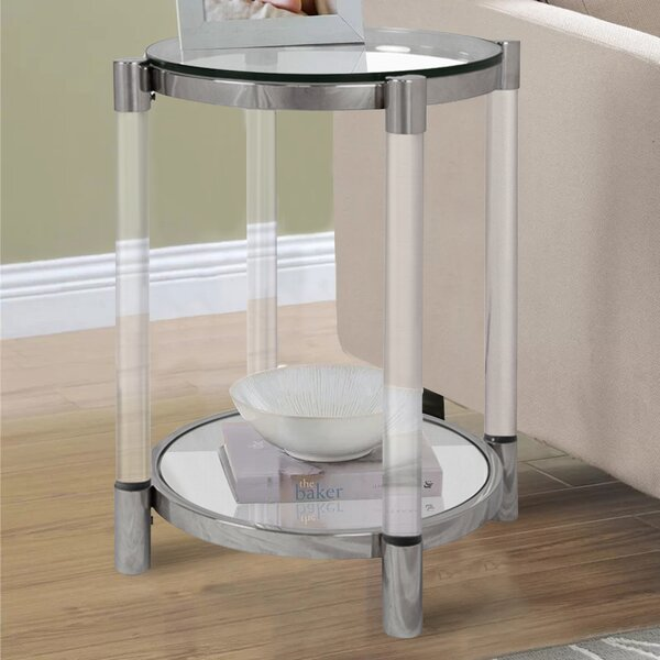 Blount End Table by Mercer41