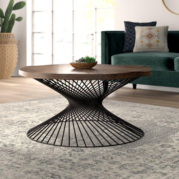 Abigail Coffee Table by Mistana