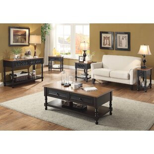 Hermila 5 Piece Coffee Table Set By Darby Home Co