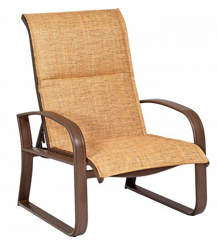 Cayman Isle Patio Chair by Woodard